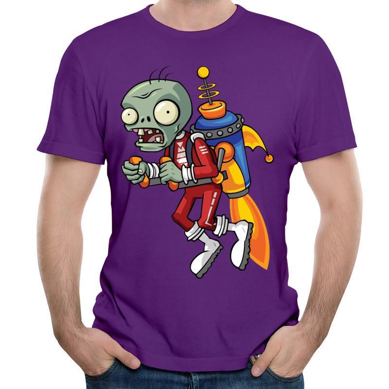 Koszulki na sprzedaż Tanie T Shirt Online Mężczyzna Krótki Rękaw Czysta Bawełna Regular T Shirt Lato / Jesień Najlepsza koszulka