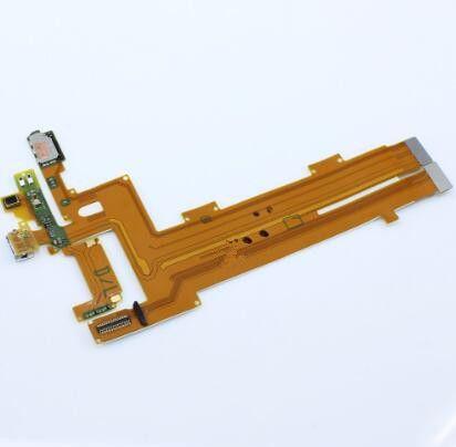 Pièces de rechange Nouveau câble de câble de connecteur de port de chargement Usb pour bbk vivo X6 X6A