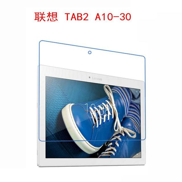 Wholesale-High quality Clear Screen Protector Film Soft Protective Film Guard For Lenovo Tab 2 A10 30 A10-30 X30F