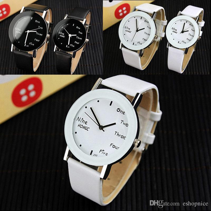 de7d2367e66 Compre Yazole Relógios De Quartzo Das Mulheres Dos Homens Da Marca Famosa  Relógios De Pulso Relógio De Pulso Das Senhoras Das Senhoras Meninas Montre  Femme ...