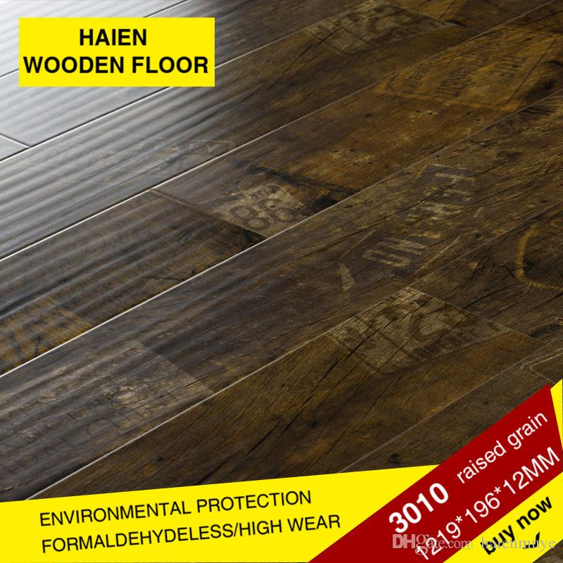 1219mm 196mm 1 High Density Wear Resisting E1 Environmental