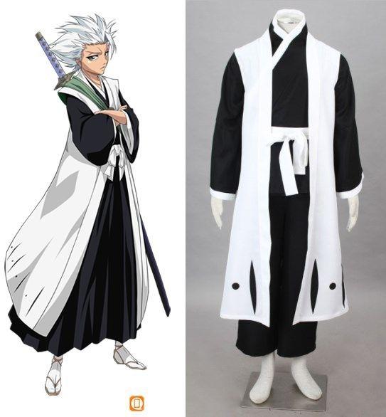 Bleach Hitsugaya Toushirou Anime Cosplay Halloween Costumes Simple Cosplay  Costumes For Men Japan Cosplay Costume From Hosiyoubi, $52.47