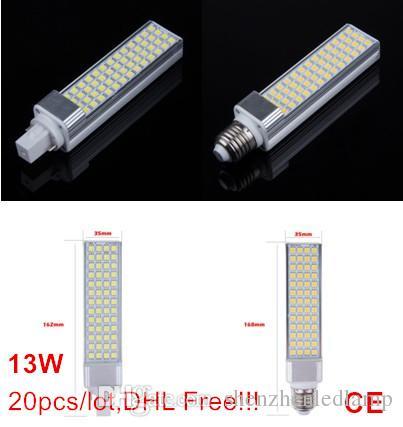 52 5050 G24 Smd 13w Leds Acheter L'ampoule E27 Mené G23 A Pl wNm8n0vO