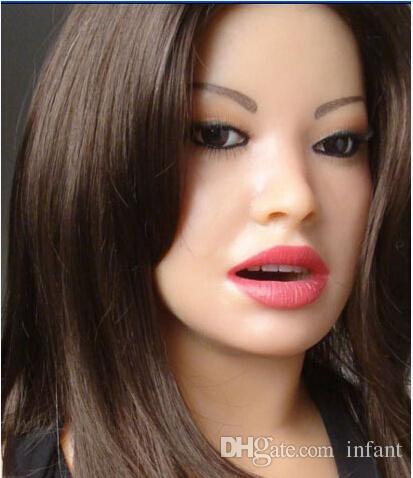 Muñeca de sexo oral productos de sexo Muñecas sexuales realistas silicona japonesa amor sólido voz real maniquí muñecas adultas