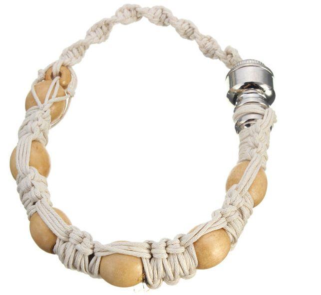 Handmade stash bracelet smoking pipe for tobacco herb incognito sneak a toke click n vape discreet sneak a toke vapor
