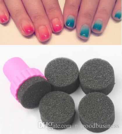 Nail Art Stamp Sponge Stamping Polish Template Transfer Manicure Care DIY Tools Templates Download Printable From