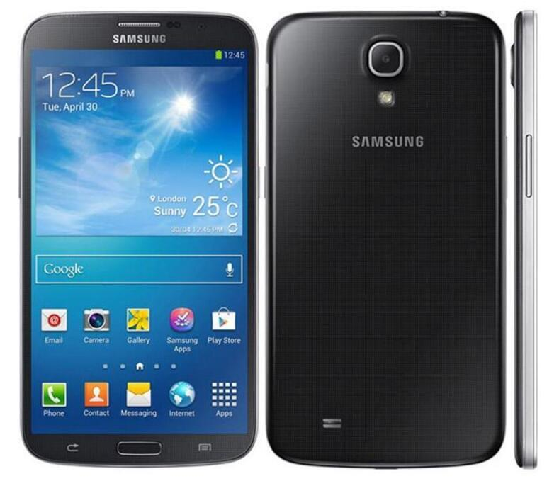 Refurbished Original Samsung Galaxy Mega 6.3 I9205 4G LTE entsperrt Handy 6,3 Zoll Dual Core 1,7 GHz 8 GB / 16 GB
