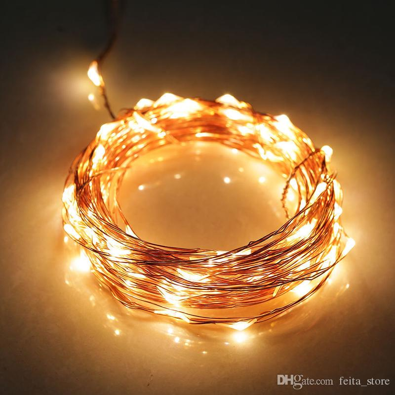 Starry String Lights Custom Led Starry String Lights Fairy Micro Leds Copper Wire 60m 600