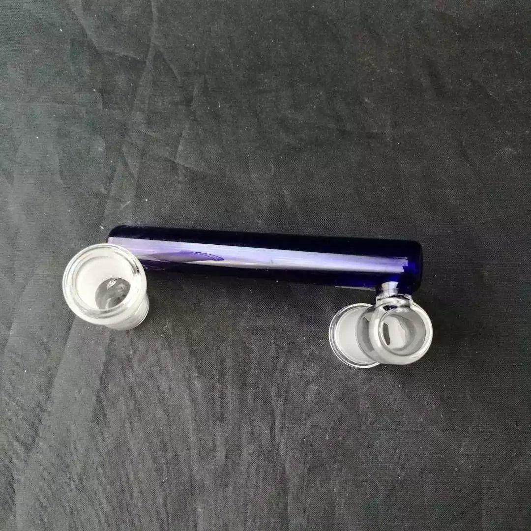 bong adattatore accessori, unico del bruciatore a nafta di vetro Bong Tubi Tubi di acqua di vetro tubo di olio rig fumatori con contagocce