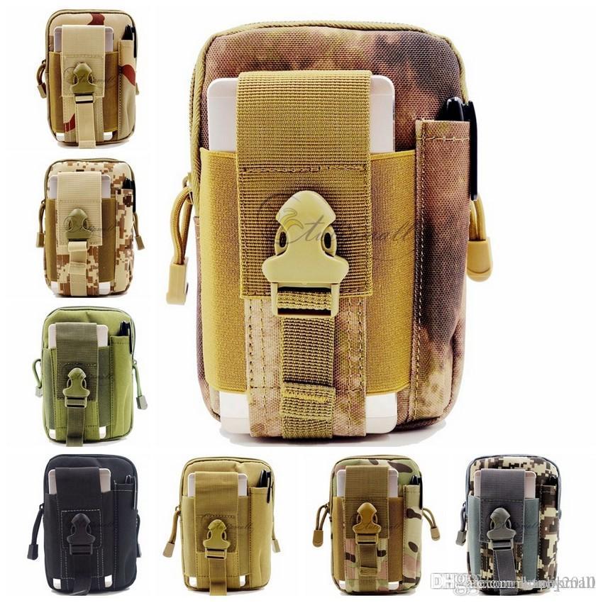 Großhandel Edc Survival Gear Tactical Beutel Molle Beutel Armee ...