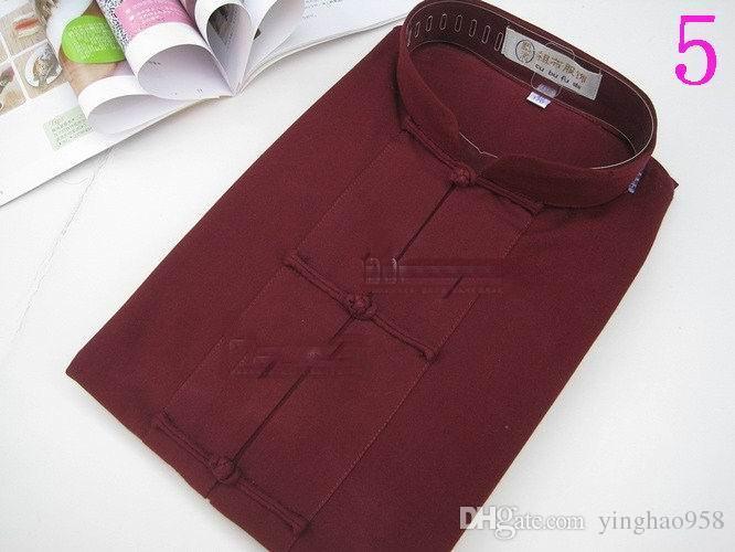 النمط الصيني الكونغ فو تانغ زي بدلة رياضية الملابس التقليدية # A1