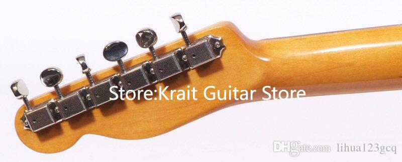 China guitars Custom Shop/Rosewood Fingerboard/Maple Fingerboard/TL Electric Guitar/OEM Customizable exclusive LOGO/
