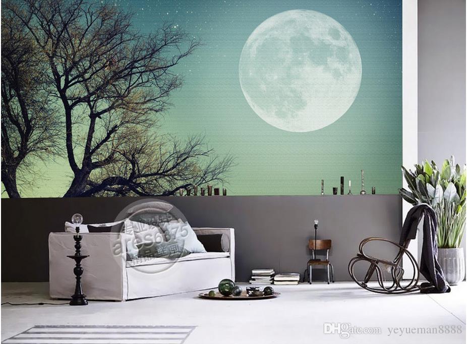 Acheter Papier Peint Moderne Pour La Chambre A Coucher Personnalise