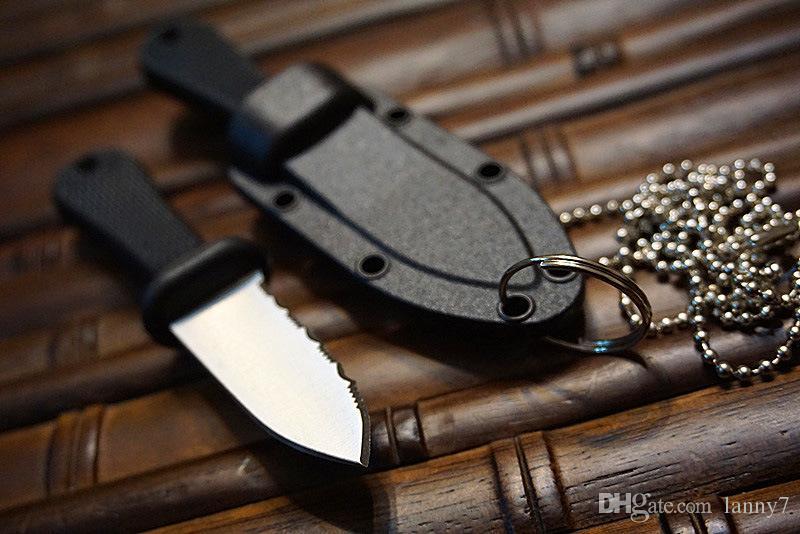 Sonderangebot Super Edge-Messer aus kaltem Stahl - 42SS - enthält robuste Überlebenssicher-Ex-Scheide mit Original-Papierbox