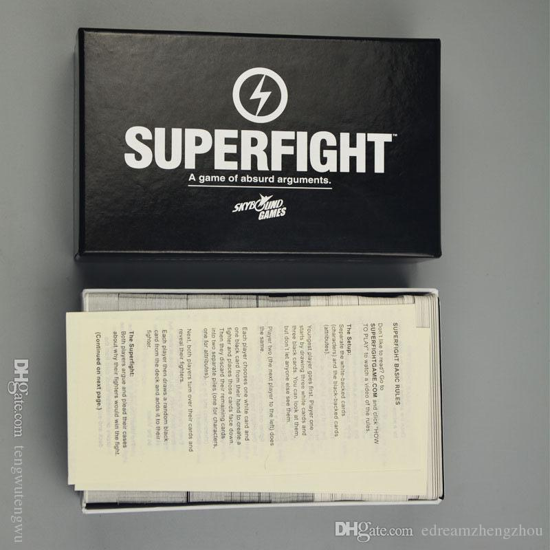 superfight 500 card core deck superfight hot new card game bundle super fight super card game online fighters free shipment hearts online card game games