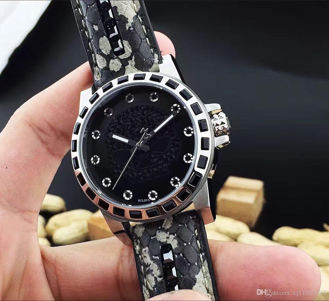High Quality Classic Modern Fashion Rectangular Man Wrist ...