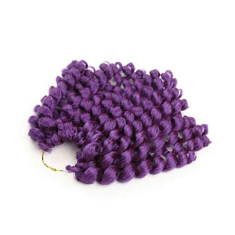 Wand Curl Bouncy Twist Afro Kinky Twist Freetress Crochet Braids Fluffy Marley Hair Jamaican Twist Bouncy Curl Hair Extensions
