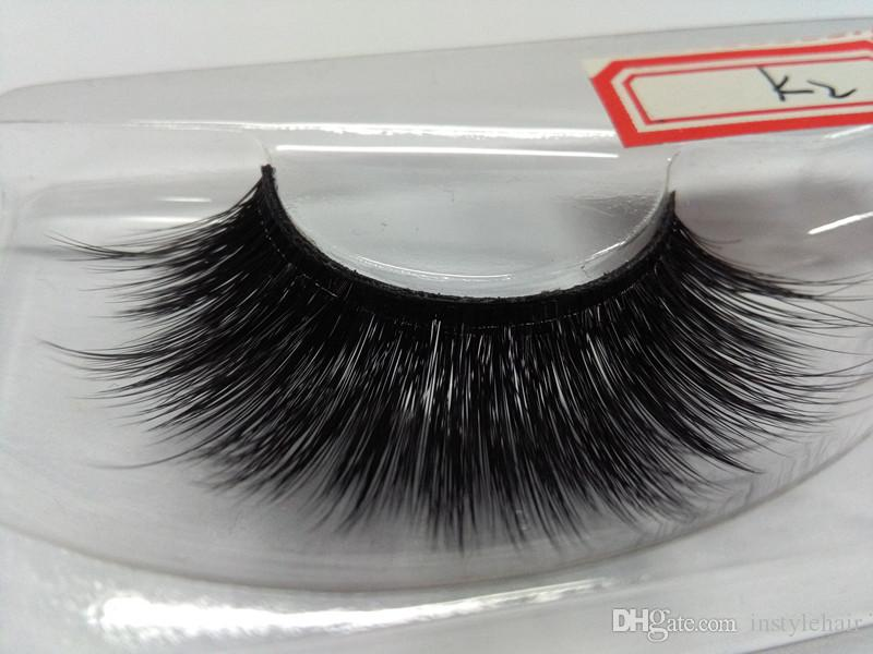 6b76c858812 Fashion 3D Eyelashes Beauty Thick Makeup False Eyelashes Long Black ...