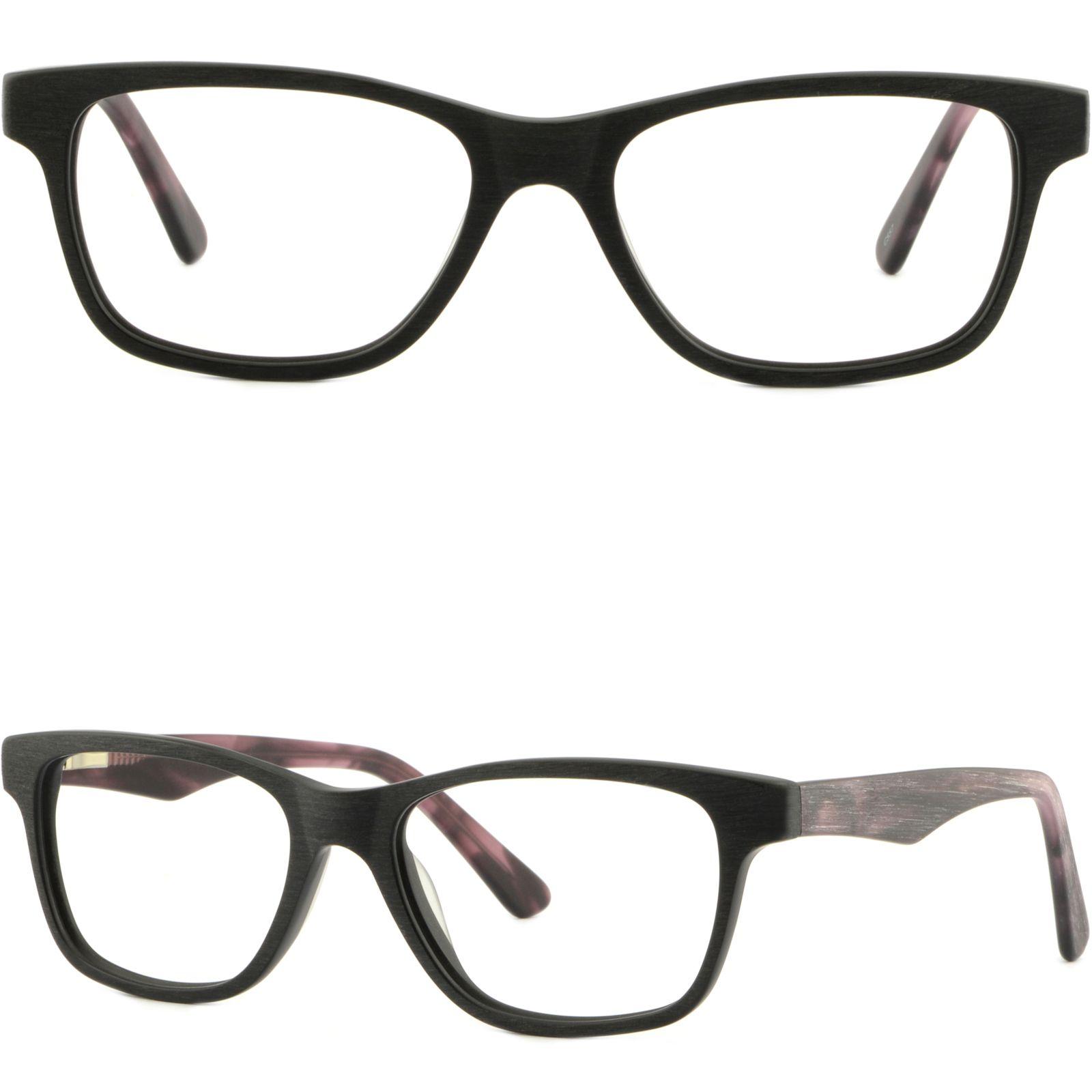d897abf1805 Square Mens Womens Acetate Frame Spring Loaded Hinges Prescription Glasses  Black Glasses Frame Online with  22.8 Piece on Aceglasses s Store