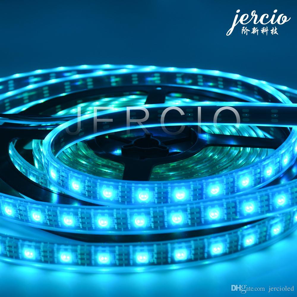1m 2m 3m 5m Smd2835 Not Waterproo Pir Motion Sensor Bed: Jercio Lighting 16.75ft 5050 Built In IC RGB Sk6812