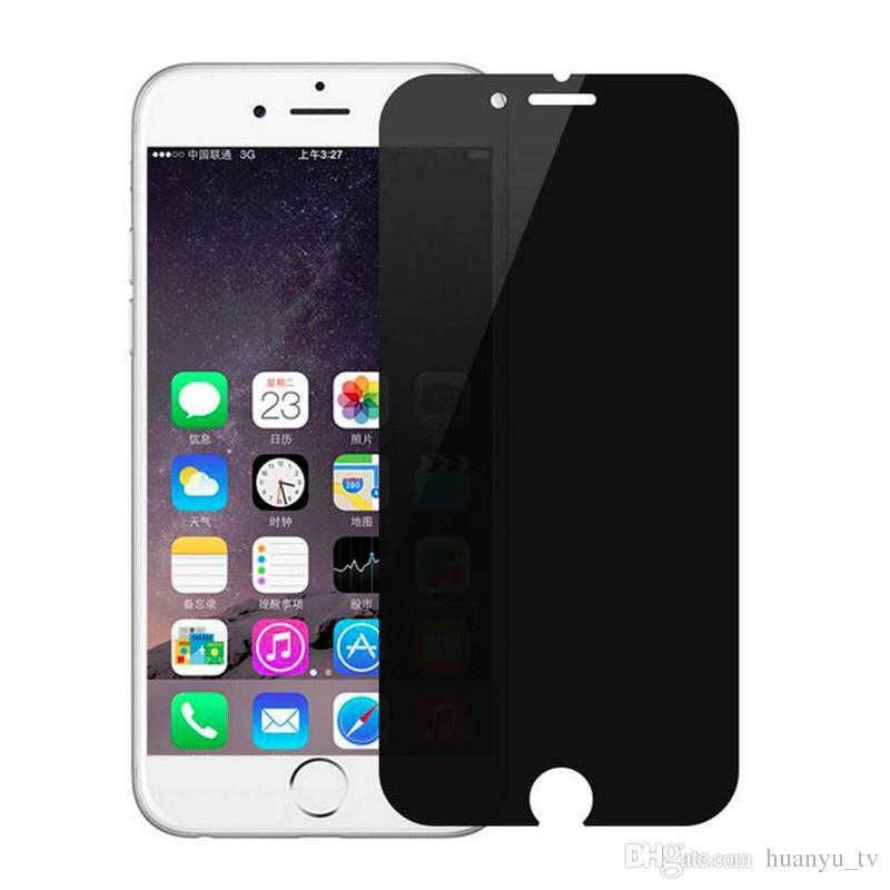 9H Pellicola protettiva Premium Shield Pellicola anti-spioncino iPhone 7 7plus 6 6s Plus 5 5S