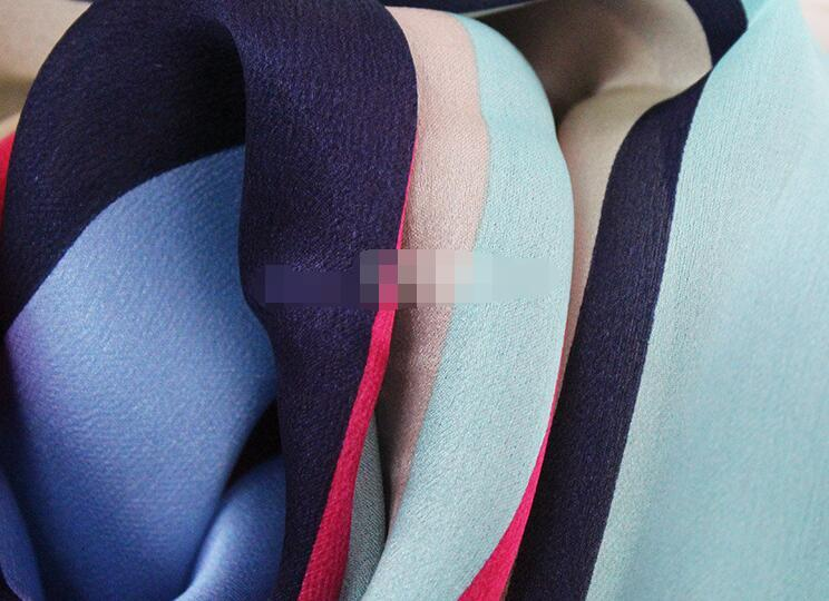 Art und Weisefrauensommer pashimina Drucken Silk Schal-Satinschalgroße Strandschal-Luxusart geben Verschiffen frei