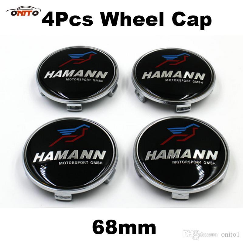 4x 75 mm fits saab wheel STICKERS center badge centre trim cap hub alloy