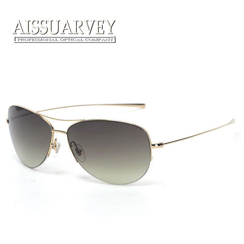 Großhandel Polarisierte Sonnenbrille Reflexion Linsen Titan Rahmen ...