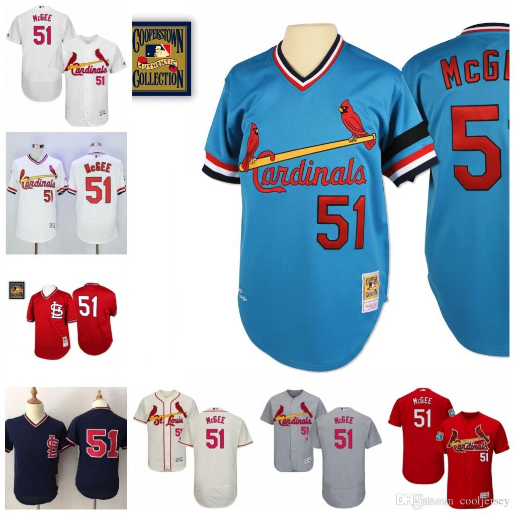 d2429329 discount code for mitchell and ness cardinals 51 willie mcgee white ...