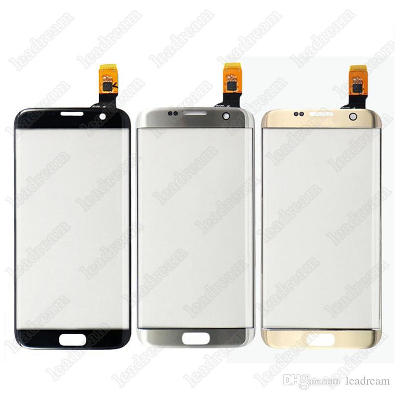 Original Frontglas Touchscreen Digitizer Ersatzteil für Samsung Galaxy S7 Edge G935 G935A G935F geben DHL frei