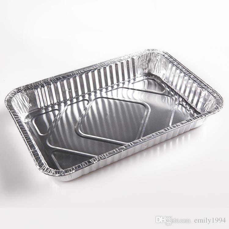 2019 1900ml Safe Aluminium Disposable Aluminum Foil