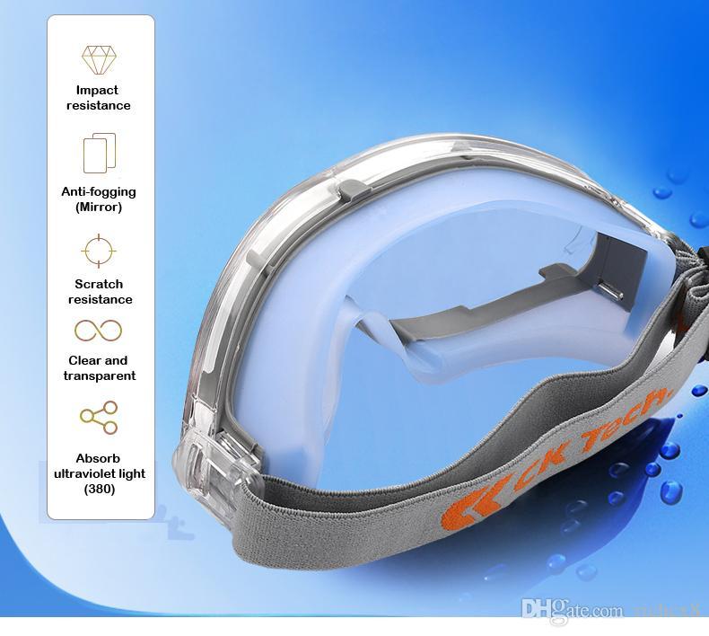 Прозрачные очки ударопрочный защитные очки езда на велосипеде очки ветер пыль с песком промышленный труд для мужчин и женщин
