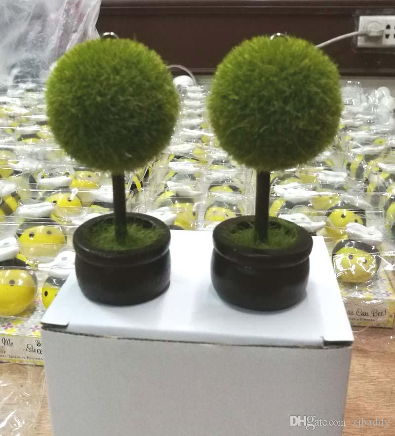 Wedding Favors Gifts Topiary tree photo holder/Place Card holder Party wedding table decoration