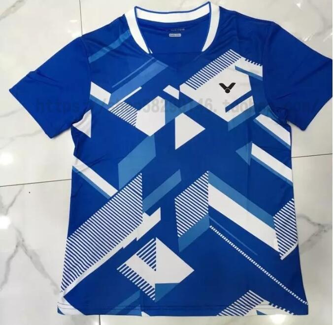Women Victor Badminton T Shirt Jersey 85b6f6100