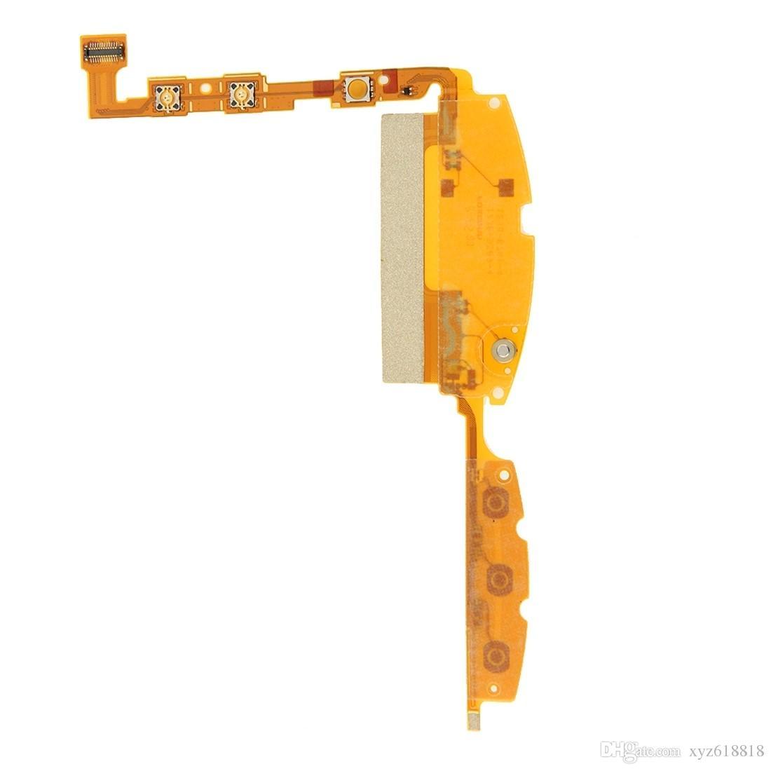 Tasto di accensione del telefono cellulare Pulsante ON / OFF Cavo Flex Cable Sony Ericsson Xperia Neo MT15 Sostituzione originale di alta qualità Spedizione gratuita