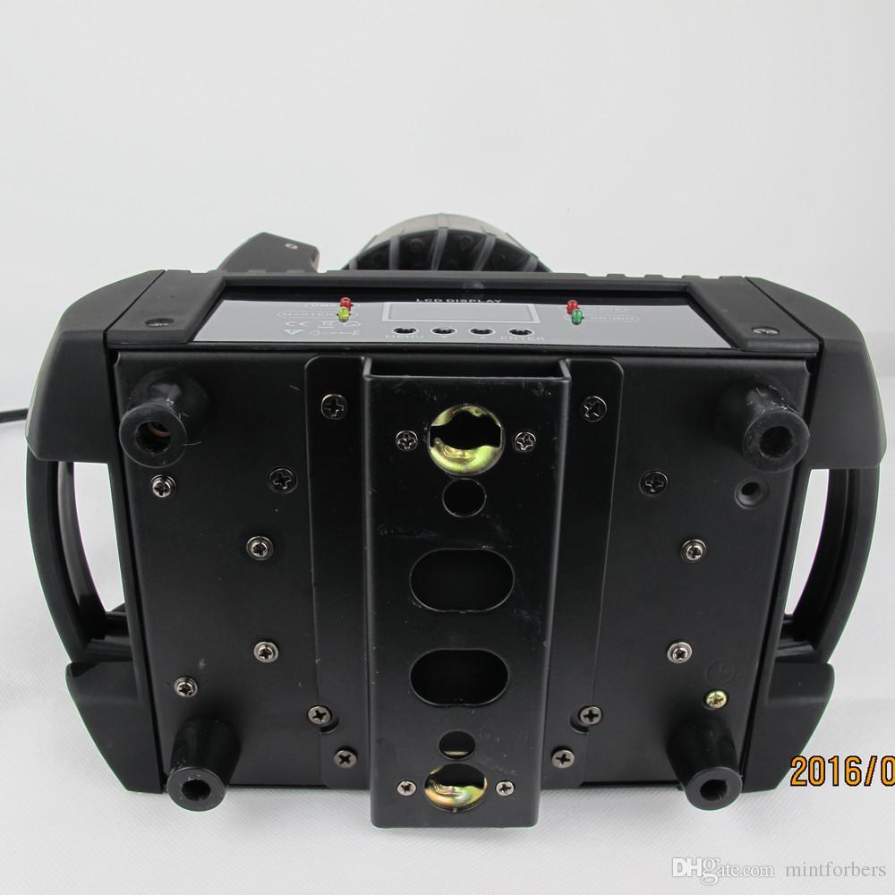 Cabezal móvil de 4 paquetes con haz Led 60w blanco DMX 11 Canales es Iluminación de escenario Iluminación de DJ Iluminación de fiesta