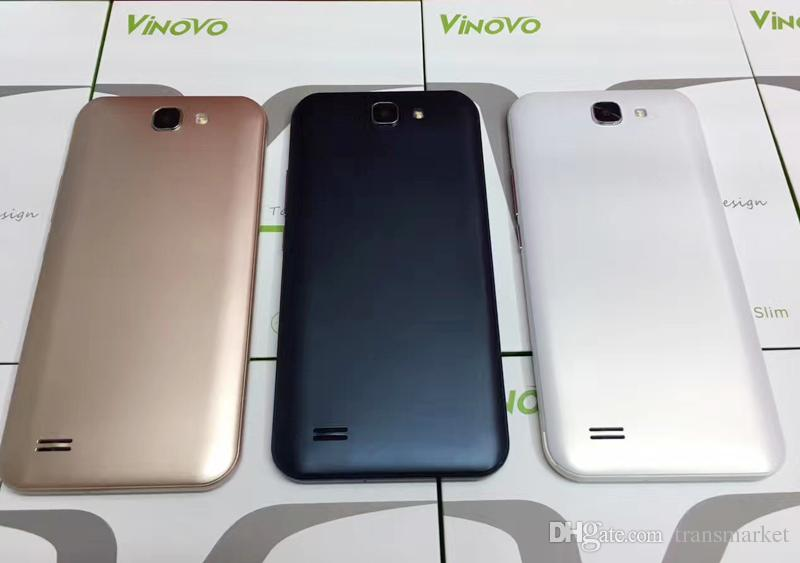V1 Smartphone 5.5 Inch MTK 6580 Quadcore Mobliephone 1GB RAM 4GB ROM Dual Camera 5.0MP Back Camera Gravity Sensor Android Smartphone Newest