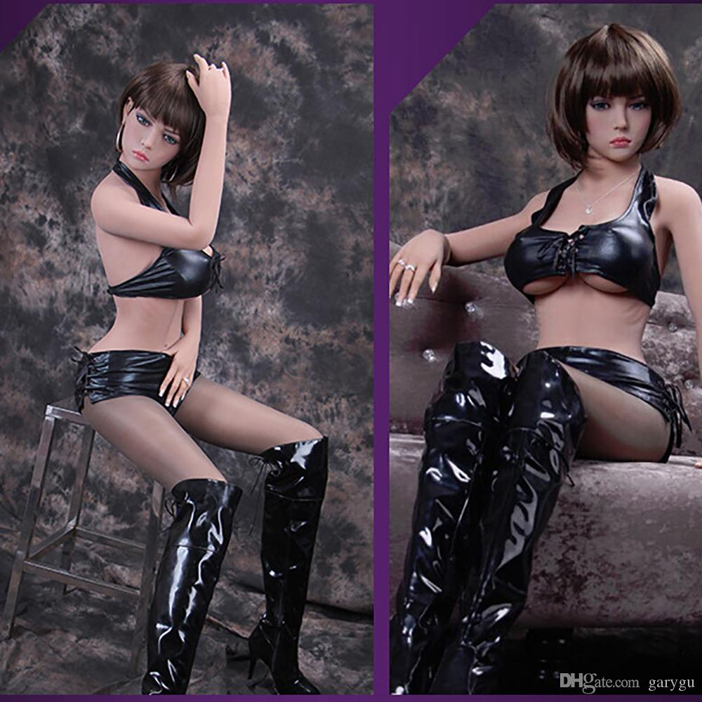 TPE silicone sex dolls 165cm lifelike Chinese girl realistic sex dolls for men sex products online shopping