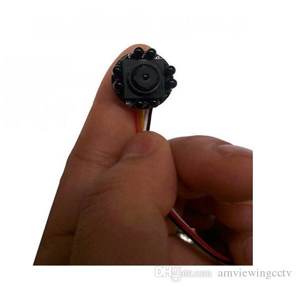 420tvl Invisible IR mini Camera,1/3inch cmos camera ir 940nm,0.5lux,pinhole lens,with microphone