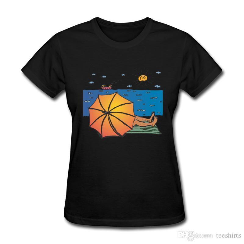 T-Shirts online shopping für freies verschiffen und 100% baumwolle rundhals kurzarm für dame und frauen T-shirts