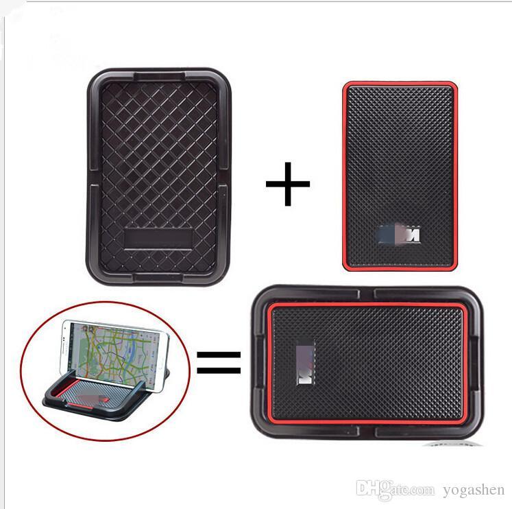 Клей M мощность M производительность автомобиля телефон нет скольжения pad кольцо наклейки для BMW M3 M4 M6 E40 E46 E36 E39 E70 E60 E90 F30 F18 F10