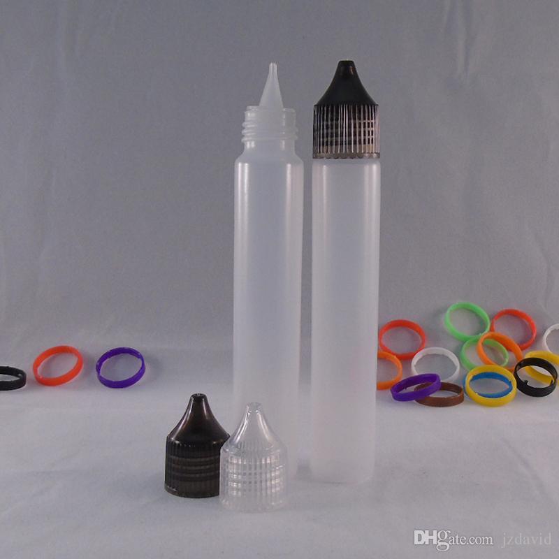 Slim Water Bottle wholesale clear plastic water bottle pen shape slim empty 30ml