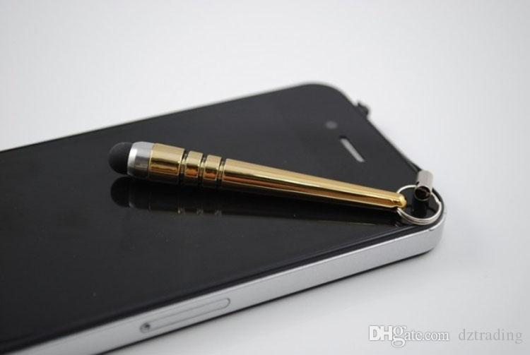 Baseball Bat Design Capacitive Stylus Pen Touch Screen Pen For Phone/ IPhone 4/5/6/7 For IPad 2/ 3/4/Air/Air2