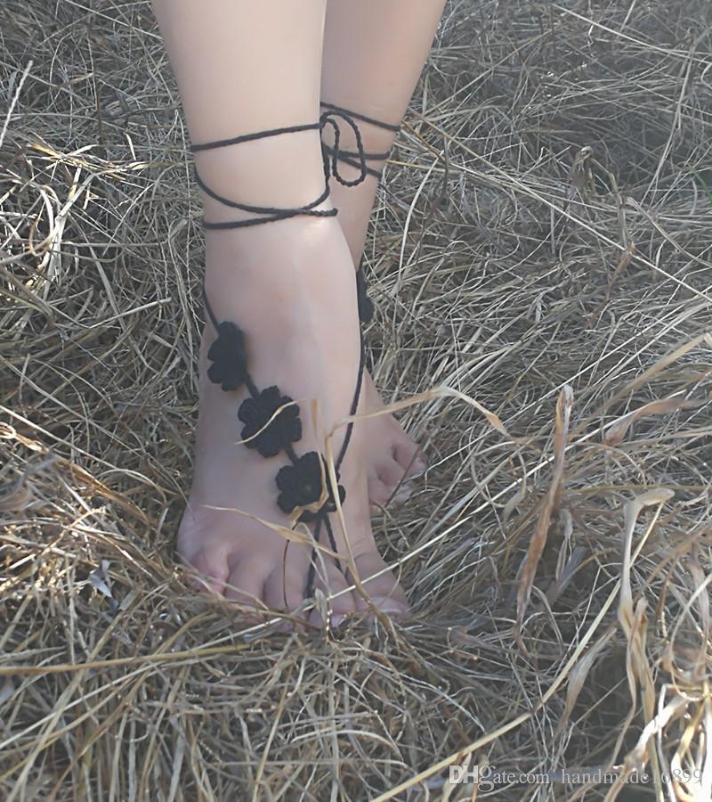 7e38b0deaca6 OR Beach Wedding Barefoot Sandals