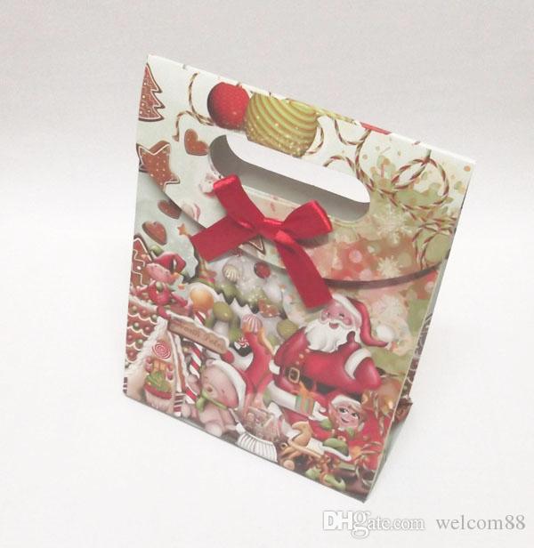 Mischungs-Art-Papier-Geschenk-Beutel des Geschenk-/ sackt Geschenk-Paket für Art- und Weiseschmucksachen Gfit freies Verschiffen PA1 ein