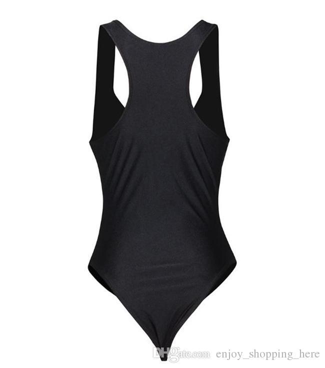 Women bikini one piece suits zipper Maillot De Bain Une Piece Swim Swimsuit Thong Monokini Swimsuits Sexy Plus Size black Bikinis YJ0271