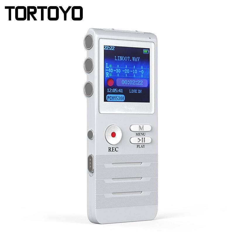 Tragbares Audio & Video Diskret Mini Versteckte Voice Recorder Professional Digital Voice Recorder Usb Flash Driver Diktiergerät Mp3 Player Wav Audio Aufnahme