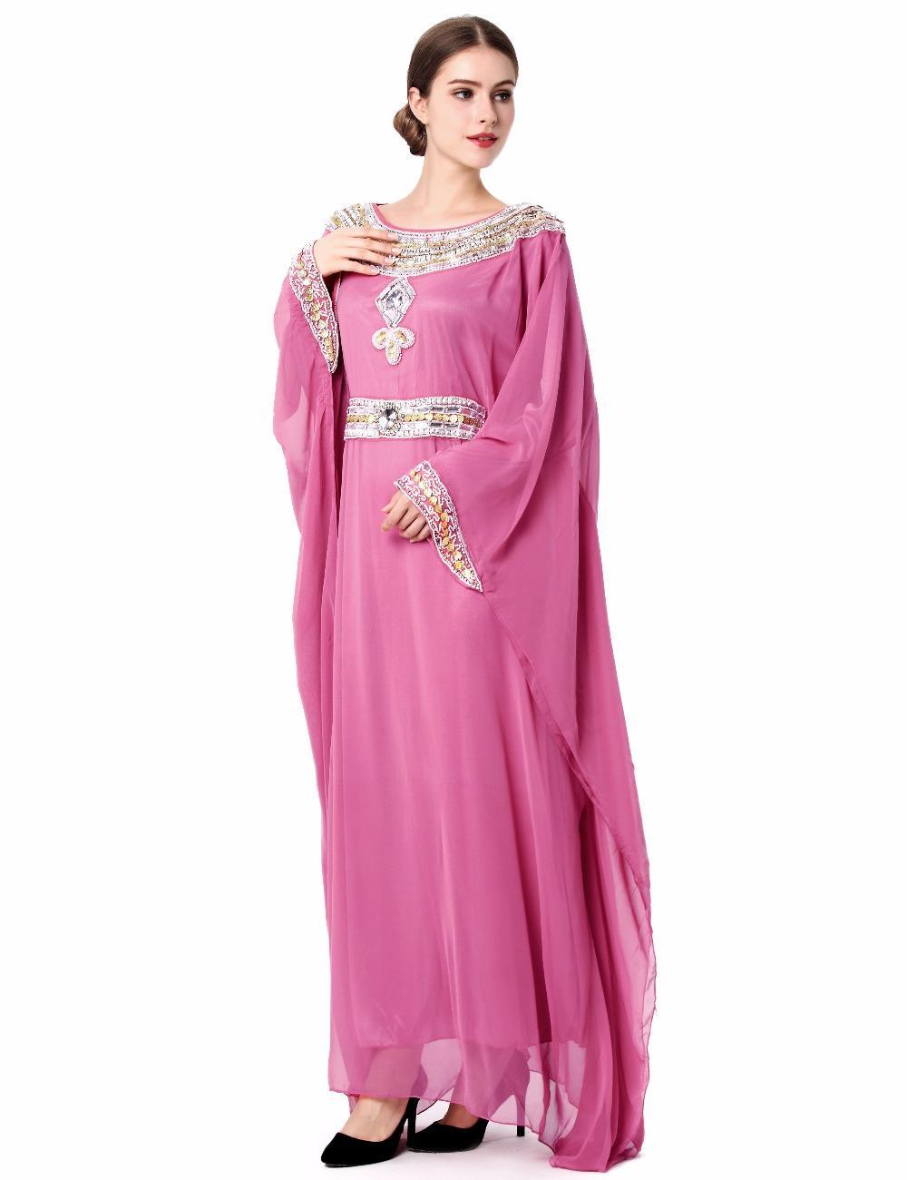 Asombroso Vestidos De Boda Islámica Del Reino Unido Componente ...