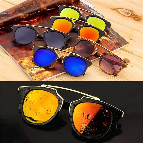 e2a2d4e4cae7 Super Star Fashion Sunglass New Cat Eye Coating Sunglasses Women Brand  Designer Vintage Sun Glasses For Men Oculos De Sol Reading Glasses  Prescription ...