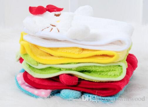 New Design Animal Absorbent Towels Microfiber Quick Dry Kids Hand Towels Children Cartoon Hand Dryer Lovely Towel for Kitchen Bathroom